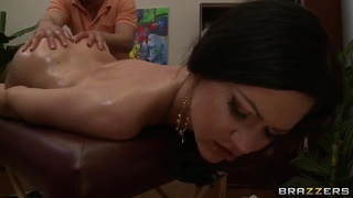 Mick Blue massage a glorious shameless Kendall Karson