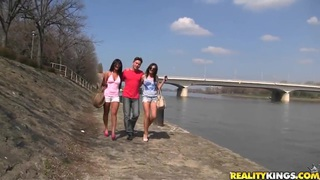 Choky Ice, Hanna Sweet, James Brossman, Nia Black Thumbnail