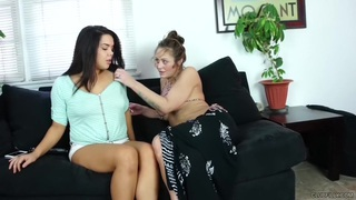 Audrey Aguilera and Chasey Lain - Floodgates