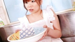 Aoi In Kitchen streaming porn videos