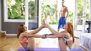 Yoga together