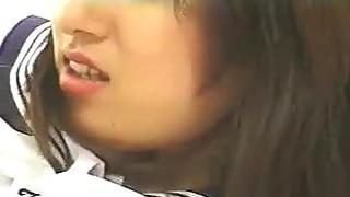 Asian Schoolgirl Group Fun