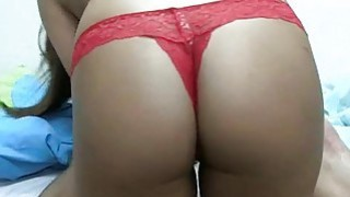 Sexy blond rides on studs penis like a pro