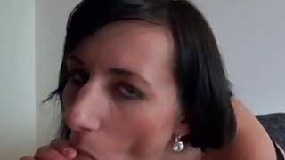 Pretty Czech babe screwed for some money