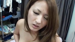 Japanese arouses with oral job and tits fucking Thumbnail