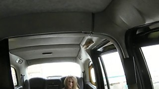 Tight babe takes driver cock in her twat for a free cab fare Thumbnail