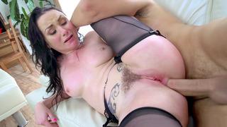 Keiran Lee satisfies Veruca James's anal appetite