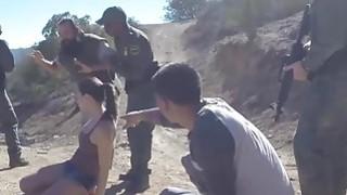 Latina babe Frida Sante bounces her ass on a big black cock Thumbnail