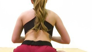 Beautiful booty girlfriend anal fucked pov Thumbnail