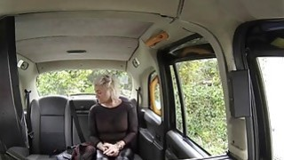 Older lady Tallulah enjoys a drivers cock in her asshole Thumbnail
