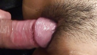 Super hot brunett Asian masseuse getting fucked