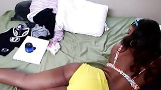 Big Black Ass Girlfriend Banging