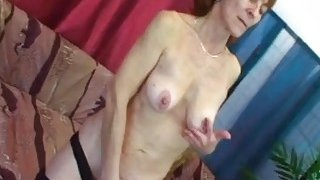 Horny granny Ivette is all ready to get fucked hard Thumbnail